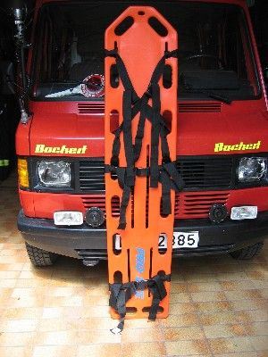 Spine-Board (Rettungsbrett)