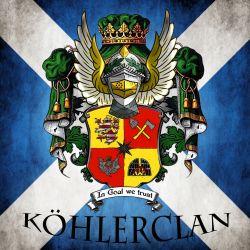 Flagge des Köhlerclans